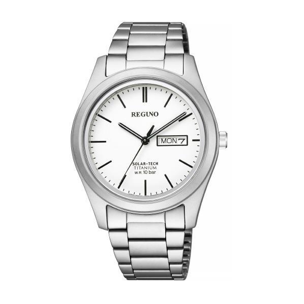 シチズン 腕時計 レグノ ソーラーテック KM1-415-11 [KM141511]