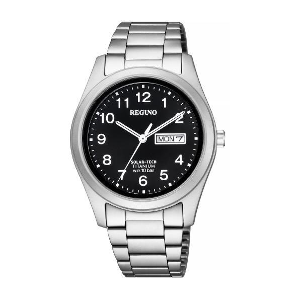 シチズン 腕時計 レグノ ソーラーテック KM1-415-53 [KM141553]