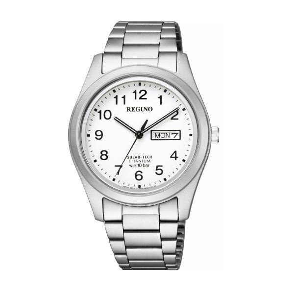 シチズン 腕時計 レグノ ソーラーテック KM1-415-13 [KM141513]