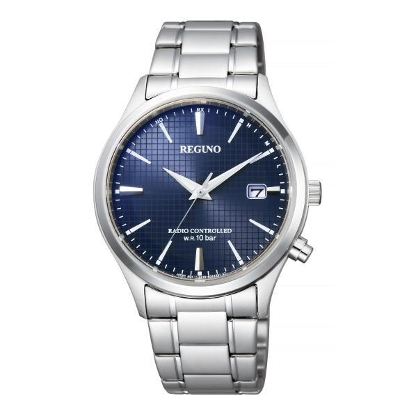 シチズン ソーラーテック電波腕時計 レグノ KL8-911-71 [KL891171]