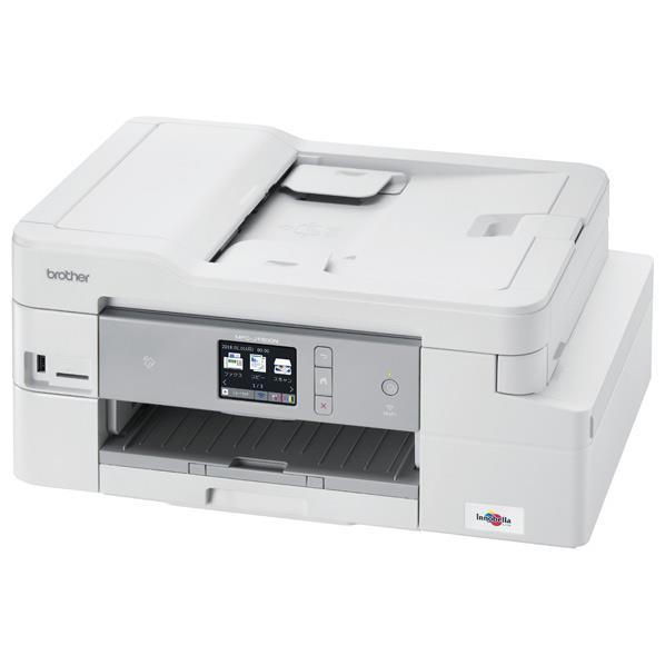 ブラザー インクジェット複合機 ファーストタンク ホワイト MFC-J1500N [MFCJ1500N]【RNH】【JMPT】