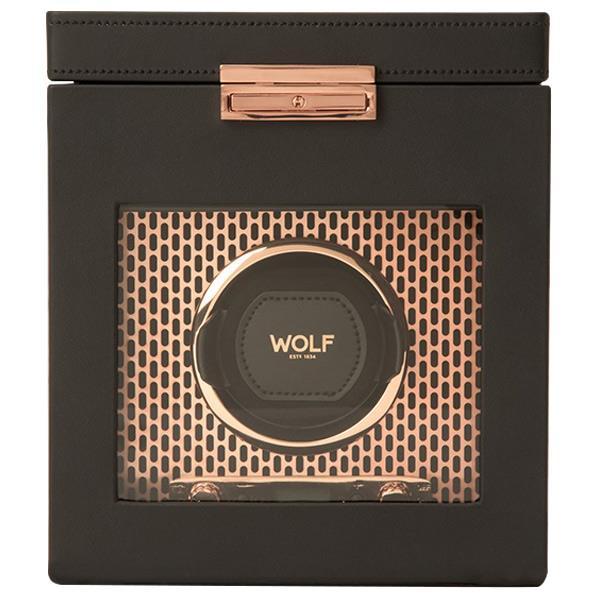 WOLF シングルウォッチワインダー カッパー 469216 [469216]
