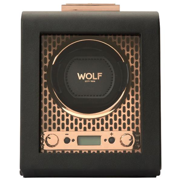 WOLF シングルウォッチワインダー カッパー 469116 [469116]