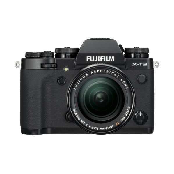 富士フイルム デジタル一眼カメラ・レンズキット X-T3 ブラック FXT3LKB [FXT3LKB]【RNH】