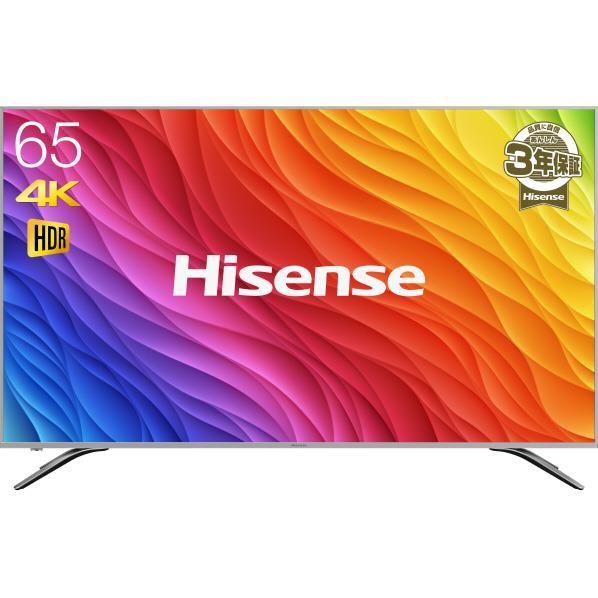 ハイセンス 65V型4K対応液晶テレビ 65A6500 [65A6500]【RNH】