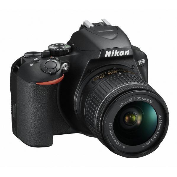 ニコン デジタル一眼レフカメラ・18-55 VR レンズキット D3500 D3500LK [D3500LK]【RNH】