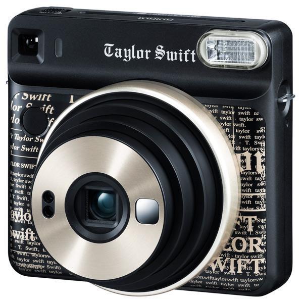 富士フイルム チェキスクエアカメラ 「instax SQUARE SQ6」 Taylor Swift Edition INSSQ6TAYLORREP [INSSQ6TAYLORREP]