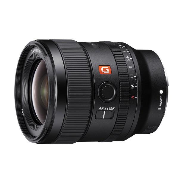 """SONY デジタル一眼カメラ""""α""""[Eマウント]用レンズ FE 24mm F1.4 GM SEL24F14GM [SEL24F14GM]"""