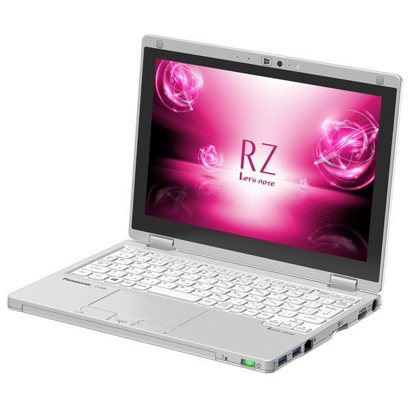 パナソニック ノートパソコン Let's note RZシリーズ シルバー CF-RZ6CDFQR [CFRZ6CDFQR]【RNH】
