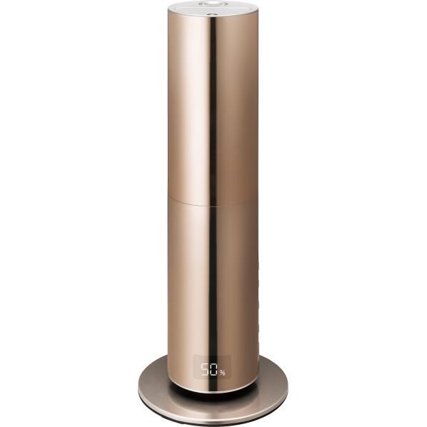 ドウシシャ ハイブリット式加湿器 d-design シャンパンゴールド KMHT701CCGD [KMHT701CCGD]【RNH】