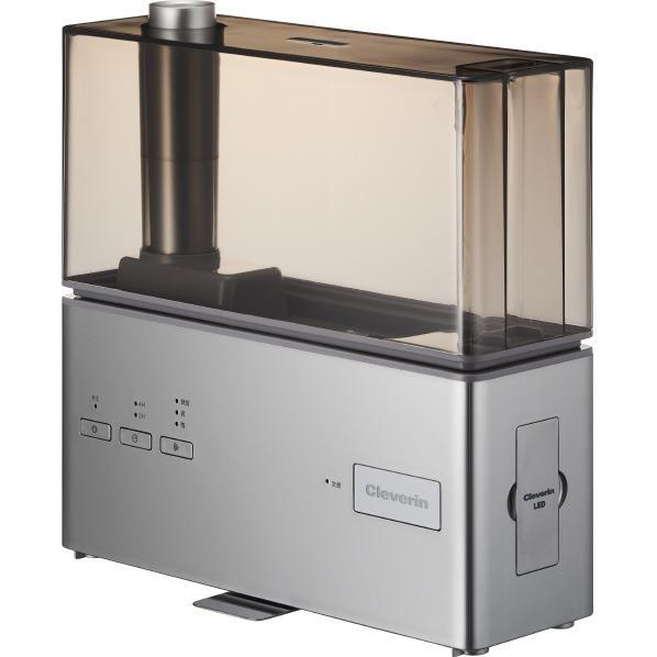 ドウシシャ 超音波式加湿器 d-design シルバー KMWT301CSI [KMWT301CSI]【RNH】