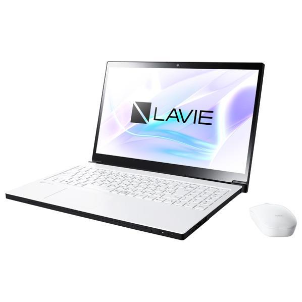 NEC ノートパソコン LaVie Note NEXT プラチナホワイト PC-NX750LAW [PCNX750LAW]【RNH】