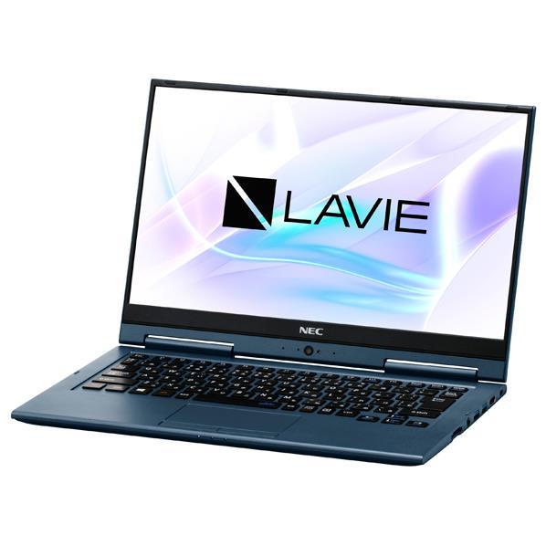 NEC ノートパソコン LaVie Hybrid ZERO インディゴブルー PC-HZ750LAL [PCHZ750LAL]【RNH】