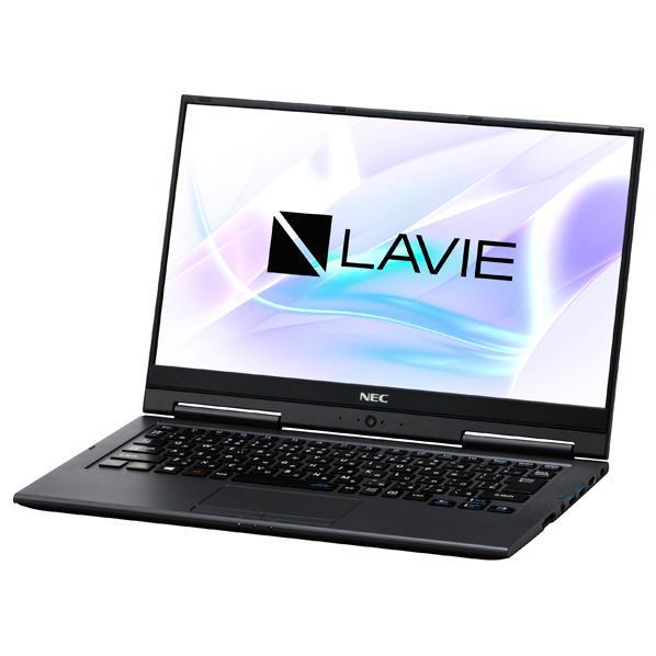 NEC ノートパソコン LaVie Hybrid ZERO メテオグレー PC-HZ550LAB [PCHZ550LAB]【RNH】