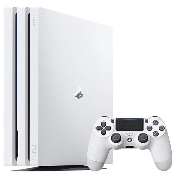 SIE PlayStation 4 Pro グレイシャー・ホワイト 1TB CUH7200BB02 [CUH7200BB02]【RNH】