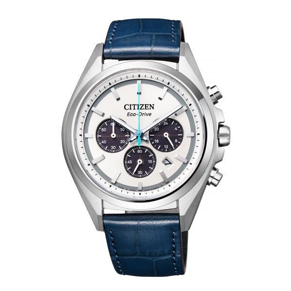 シチズン 腕時計 アテッサ エコ・ドライブ クロノグラフ CA4390-04H [CA439004H]