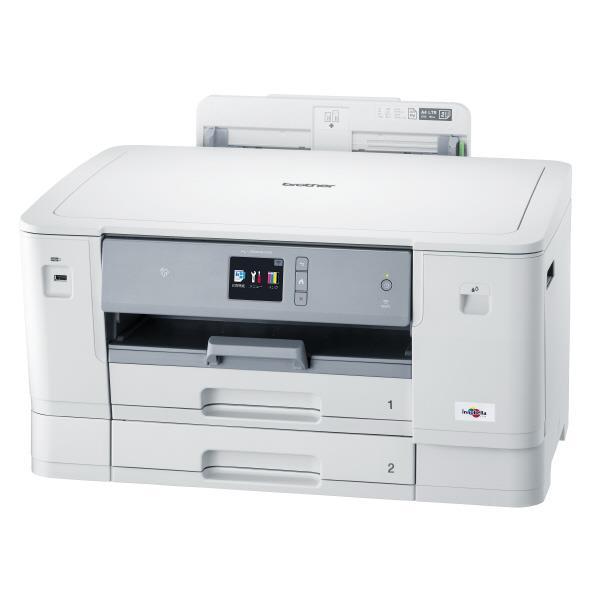 ブラザー A3対応インクジェットプリンタ ファーストタンク ホワイト HL-J6000CDW [HLJ6000CDW]【RNH】