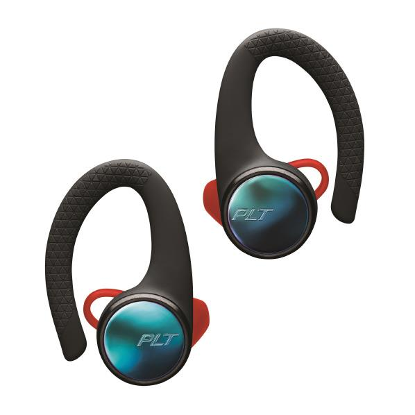PLANTRONICS Bluetooth ステレオイヤフォン BackBeat FIT 3100 ブラック BACKBEATFIT3100-BLK [BACKBEATFIT3100BLK]【ARPP】【JNSP】
