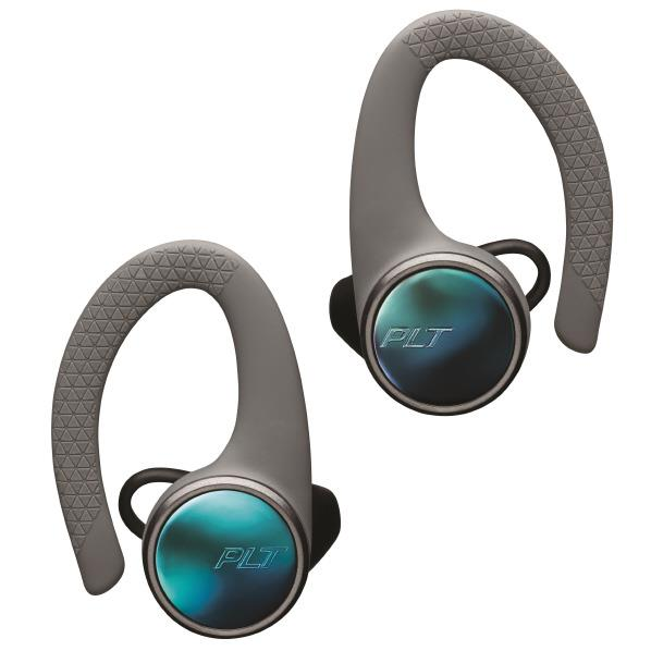PLANTRONICS Bluetooth ステレオイヤフォン BackBeat FIT 3100 グレー BACKBEATFIT3100-GRY [BACKBEATFIT3100GRY]【MMARP】