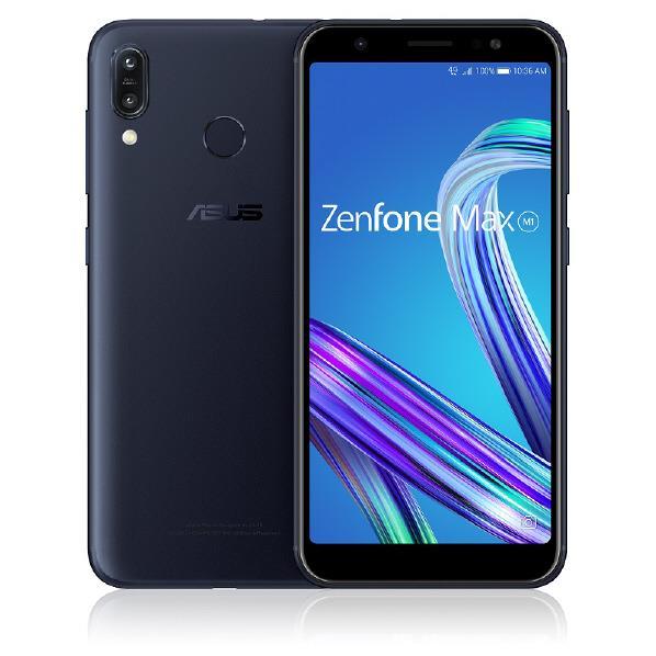 ASUS SIMフリースマートフォン Zenfone Max M1 ディープシーブラック ZB555KL-BK32S3 [ZB555KLBK32S3]
