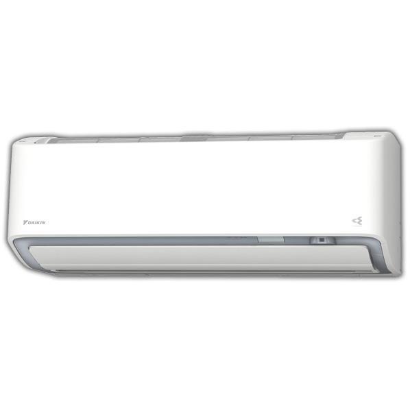 【標準設置工事費込み】ダイキン 6畳向け 自動お掃除付き 冷暖房インバーターエアコン KuaL ホワイト ATA22WSE7-WS [ATA22WSE7WS]【RNH】