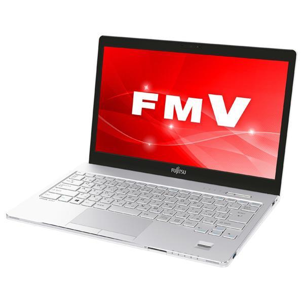 富士通 ノートパソコン LIFEBOOK アーバンホワイト FMVS75C3W [FMVS75C3W]【RNH】