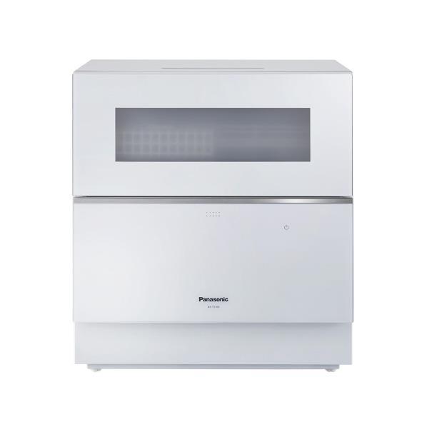 パナソニック 食器洗い乾燥機 ホワイト NP-TZ100-W [NPTZ100W]【RNH】