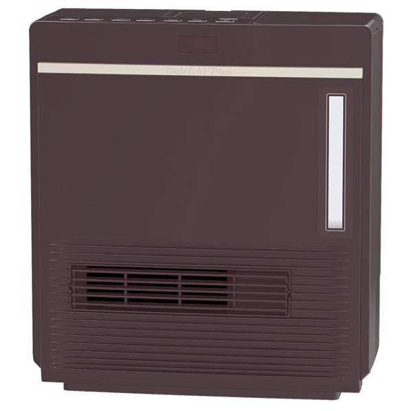 ダイニチ 加湿セラミックヒーター オリジナル ブラウン EFH-1218D-T [EFH1218DT]【RNH】