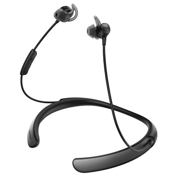 BOSE ノイズキャンセリングワイヤレスインナーイヤーヘッドフォン QuietControl 30 ブラック QUIETCONTROL 30 BLK [QUIETCONTROL30BLK]【RNH】【JNSP】