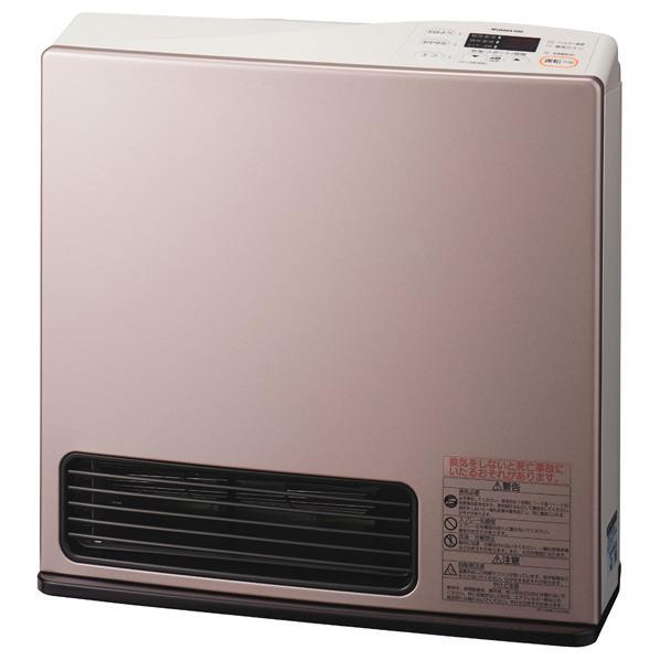 大阪ガス 【プロパンガス用】ガスファンヒーター エコモデル ウォームシルバー 9-140-9473 [P1409473]