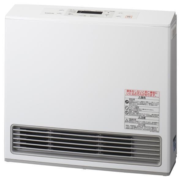 大阪ガス 【プロパンガス用】ガスファンヒーター エコモデル ピュアホワイト 9-140-9385 [P1409385]