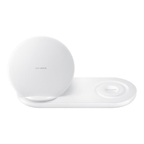 サムスン ワイヤレス急速充電器 Wireless Charger Duo ホワイト EP-N6100TWEGJP [EPN6100TWEGJP]