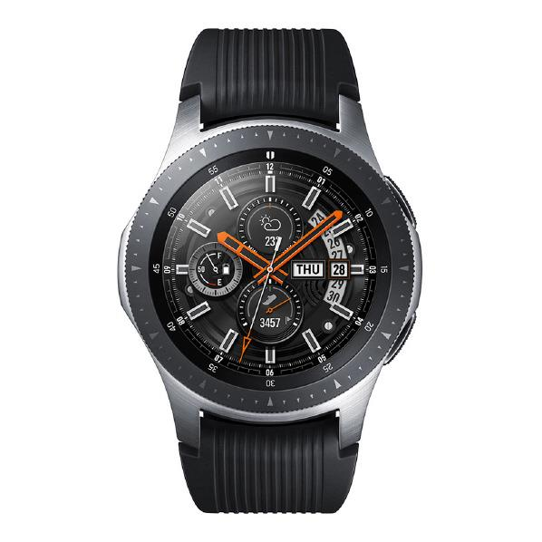 【2018A/W新作★送料無料】 サムスン サムスン Galaxy Watch(46mm) Watch(46mm) シルバー [SMR800NZSAXJP] SM-R800NZSAXJP [SMR800NZSAXJP], 着物なごみや:baf245cb --- oflander.com