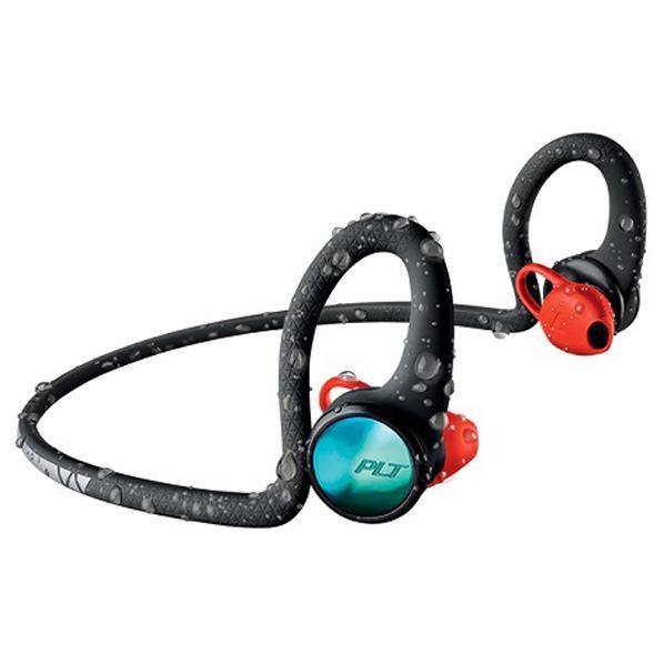PLANTRONICS ワイヤレススポーツヘッドフォン ブラック BACKBEATFIT2100-BLK [BACKBEATFIT2100BLK]
