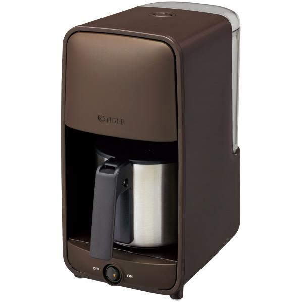 あんしん延長保証対象 テイストマイスターでお好みの濃さに抽出 タイガー 別倉庫からの配送 コーヒーメーカー ダークブラウン ADC-A060TD ギフト SSPT ADCA060TD RNH