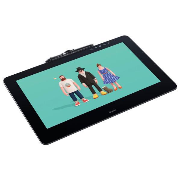 WACOM 15.6型液晶ペンタブレット Cintiq Pro DTH-1620A/K0 [DTH1620AK0]