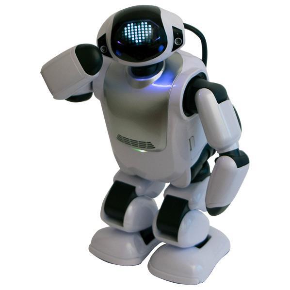 富士ソフト コミュニケーションロボット PALRO PRT061J-W13 [PRT061JW13]