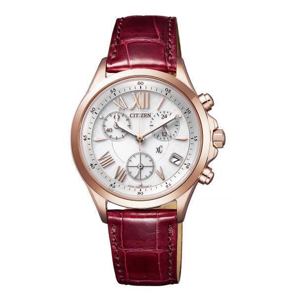 シチズン 腕時計 クロスシー エコ・ドライブ クロノグラフ FB1405-07A [FB140507A]