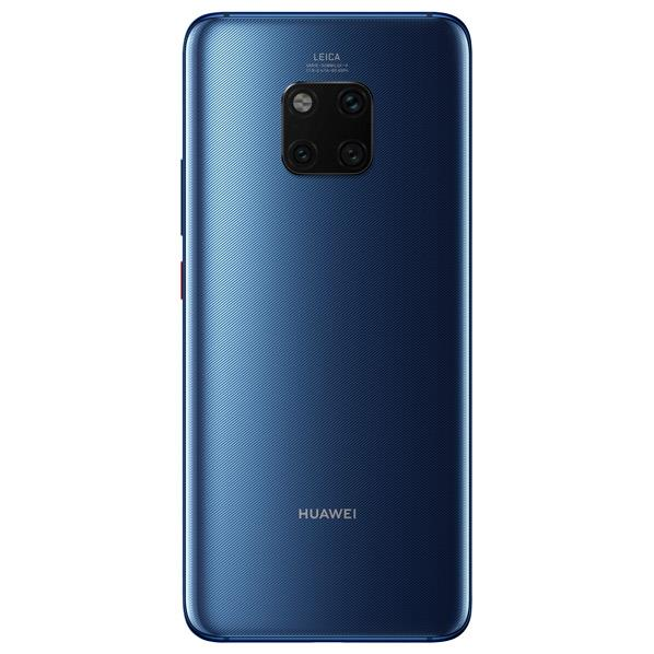 HUAWEI SIMフリースマートフォン Mate 20 Pro Midnight Blue MATE 20 PRO/MIDNIGHT [MATE20PROMIDNIGHT]
