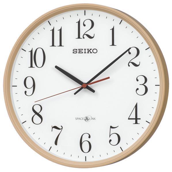 SEIKO 衛星電波掛時計 GP220A [GP220A]