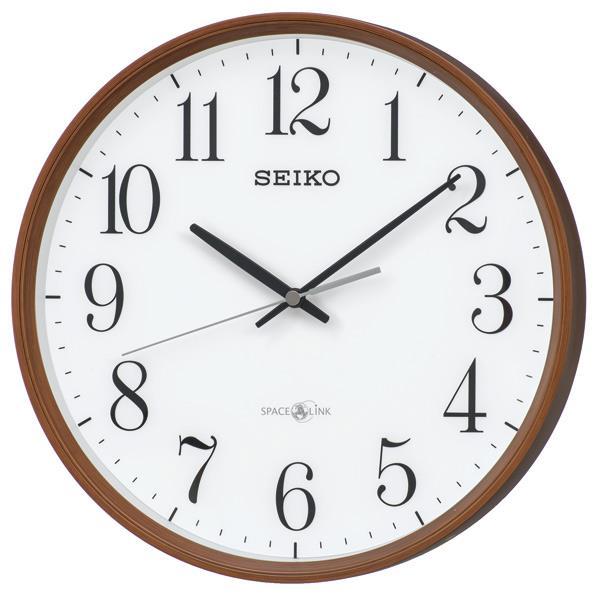 SEIKO 衛星電波掛時計 GP220B [GP220B]