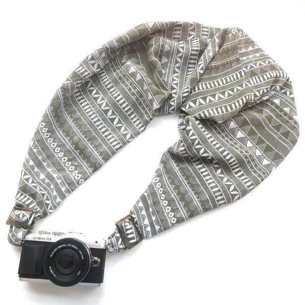 サクラスリング カメラスリングス L グレー SCSL099 [SCSL099]
