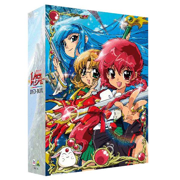 バンダイビジュアル 魔法騎士レイアース DVD-BOX BCBA-3984 [BCBA3984]【WS1819】