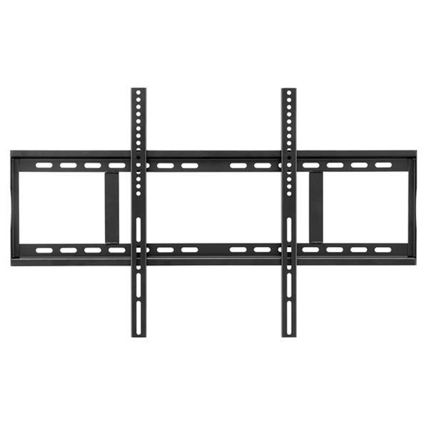 朝日木材 60V~84V推奨 壁掛け金具 WALL FIT MOUNT ブラック STD-006-BK [STD006BK]