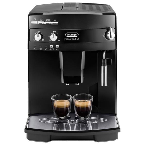 デロンギ コーヒーメーカー マグニフィカ ブラック ESAM03110B [ESAM03110B]【RNH】