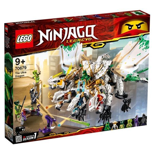レゴジャパン LEGO ニンジャゴー 70679 究極のウルトラ・ドラゴン:アルティメルス 70679キユウキヨクノウルトラドラゴン [70679キユウキヨクノウルトラドラゴン]