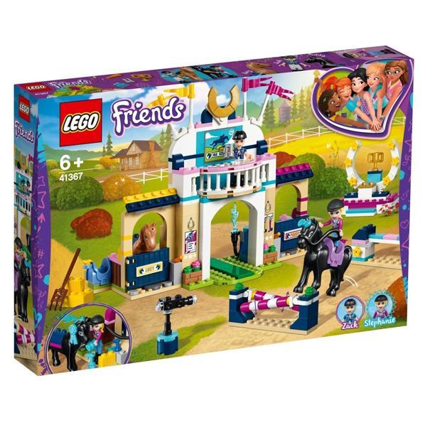 レゴジャパン LEGO フレンズ 41367 ハートレイクの乗馬クラブ 41367ハ-トレイクノジヨウバクラブ [41367ハ-トレイクノジヨウバクラブ]