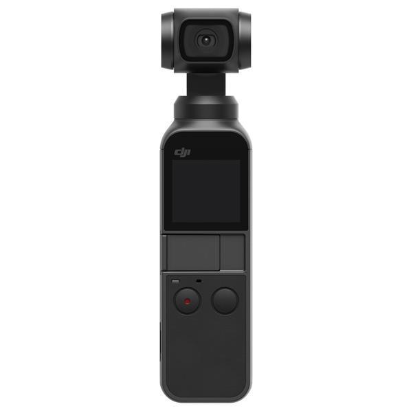 DJI 3軸ジンバルスタビライザー搭載ハンドヘルドカメラ OSMO POCKET OSMPKT [OSMPKT]
