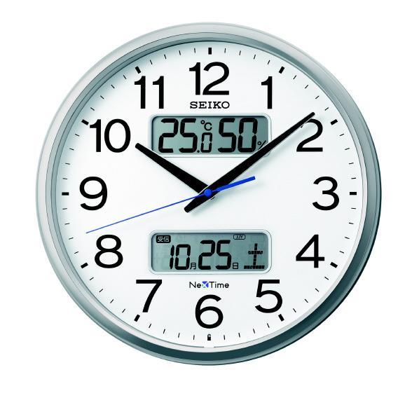 SEIKO 電波掛時計 ZS250S [ZS250S]