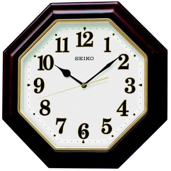 SEIKO 電波掛時計 KX251B [KX251B]